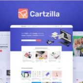 Cartzilla V1.0.9 – Digital Marketplace Grocery